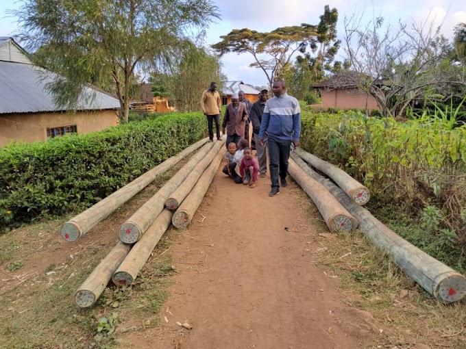 Mbunge Shekilindi awahakikishia Ubiri umeme unakuja