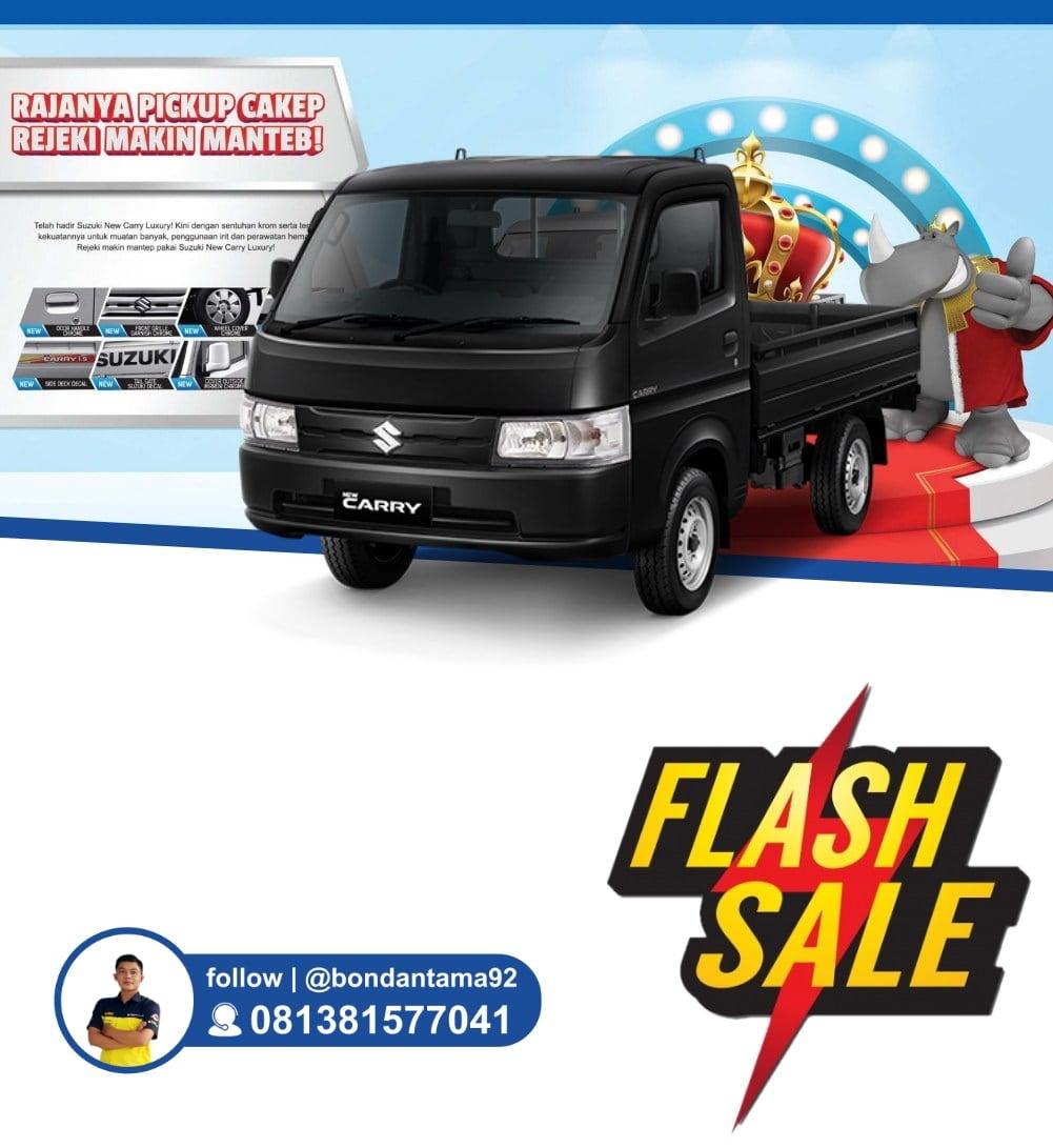 Suzuki Carry Pick-UP Kendal