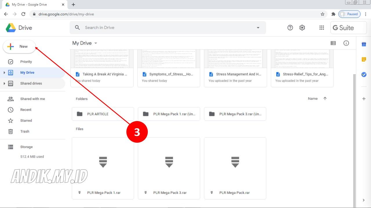 43+ Cara Menyimpan Foto Dan Video Ke Google Drive Terbaru
