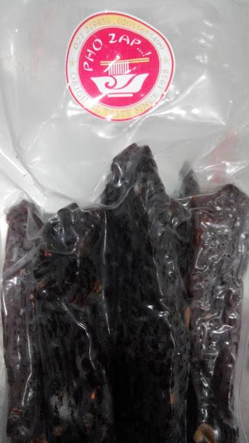 thịt bò giàng Lào