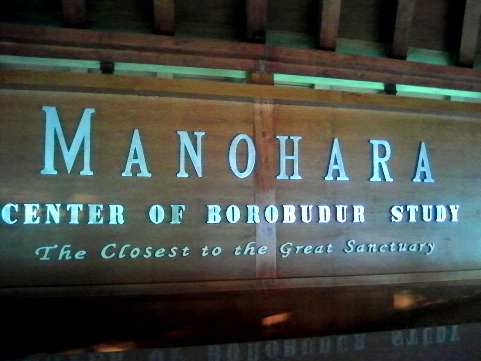 manohara hotel, borobudur