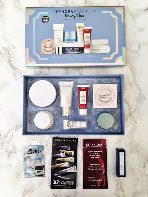 sephora favorites beauty sleep kit 2016