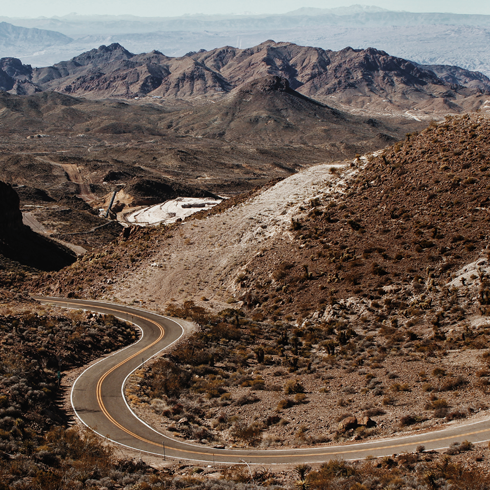 Route 66 California Desert Attractions