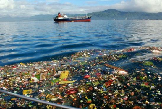 Pencemaran Laut - CARA MENANGGULANGI PENCEMARAN LAUT