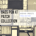 LINE 6 BASS POD XT Series PATCH COLLECTION