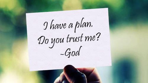 tuhan punya rencana terbaik
