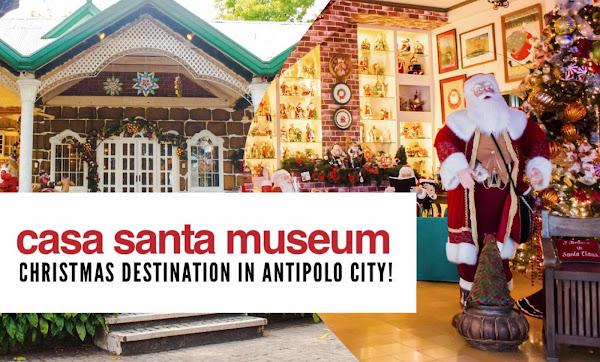 Christmas destinations near Metro Manila