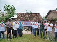 Asosiasi Wartawan Demokrasi Indonesia Ponorogo, peringati Hari Pers Nasional 2021 dengan bedah rumah