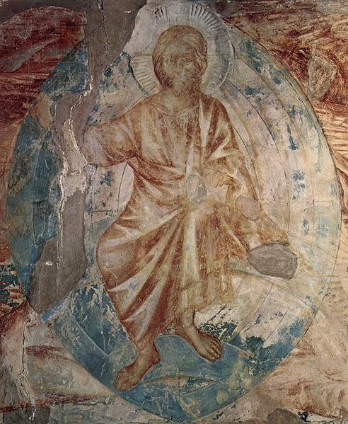 Transfiguração de Cristo - Giovanni Cimabue e suas pinturas ~ O criador de mosaicos