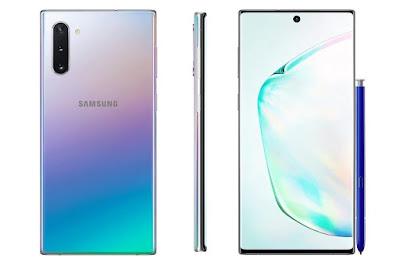 سعر و مواصفات Samsung Galaxy Note 10 | جلاكسى نوت 10 (المختصر المفيد)