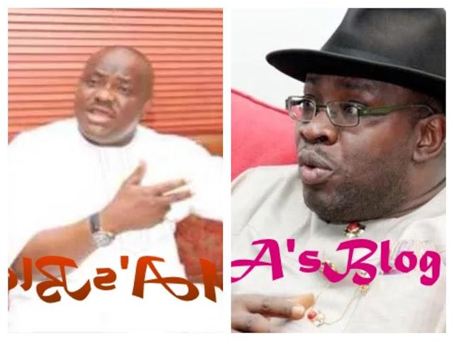 Gov. Dickson colluded with APC, Buhari to lose Bayelsa election – Gov. Wike