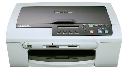 Brother DCP-130C Colour Printer & Scanner Drivers Software Downloads