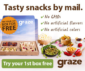 Imagine having taste experts on hand to select snacks for you! With a graze subscription you'll do exactly that, all you have to do is tell us what you like and we'll tailor the flavours of each box to suit you.