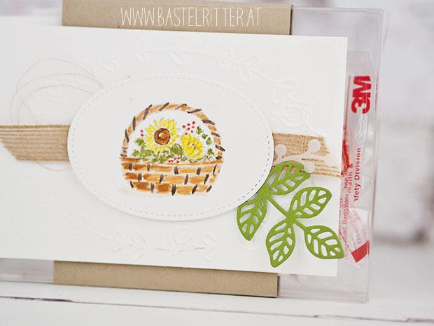 papier turnier stampin up bastelritter vorarlberg herbst basket of wishes schulanfang erste hilfe