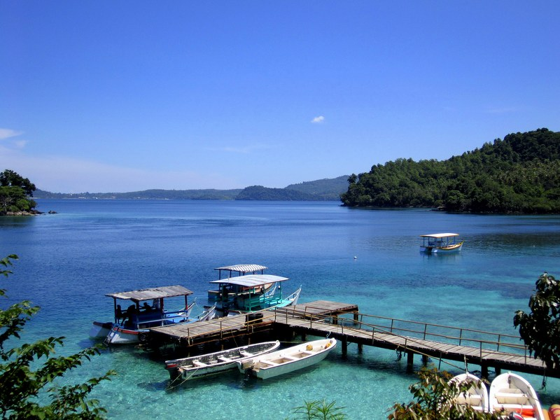 Adventure In Indonesia Pulau Weh Aceh