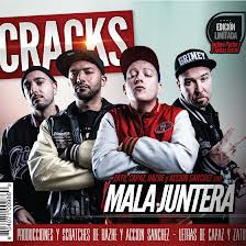 Mala Juntera - Cracks (2013)