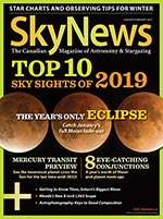 cover of the Jan/Feb '19 SkyNews
