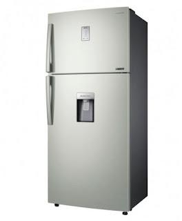 الثلاجة سامسونج 2 باب سعة 626 لتر