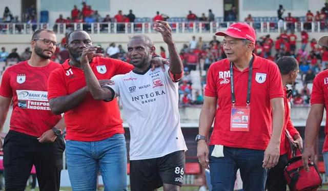 Kebangkitan Persipura Jayapura di Liga 1 2019