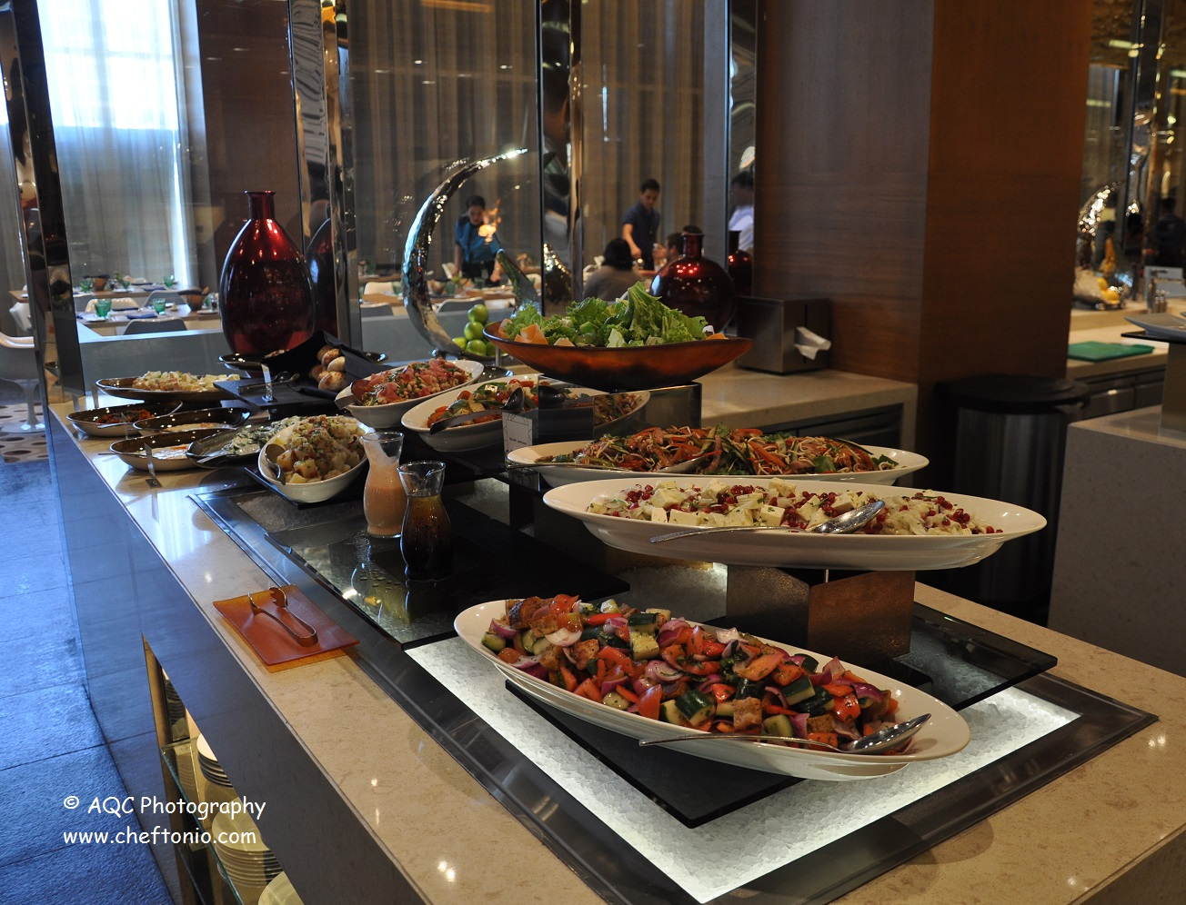 Fresh Buffet Solaire Resort And Casino Manila Cheftonio