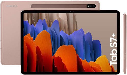 Samsung Galaxy Tab S7+ bronce