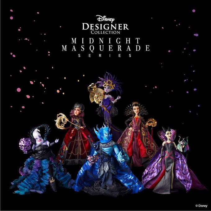 Disney saca a la venta su colección de Muñecas Villanas en versión fiesta de disfraces de Halloween