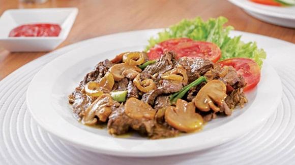resep tumis daging sapi