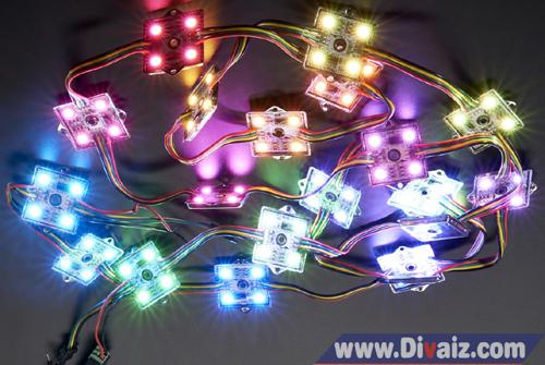 Cara Merakit Rangkaian Lampu Led 12 Volt Sederhana & Mudah