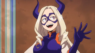 ヒロアカ   マウントレディ Mt. Lady   チーム・ラーカーズ   The Lurkers   僕のヒーローアカデミア アニメ   プロヒーロー   My Hero Academia   Hello Anime !