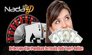 Beberapa Tips Panduan bermain Judi Togel Online