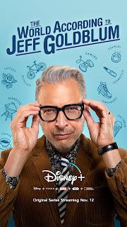 The World According to Jeff Goldblum Disney+ Series Poster