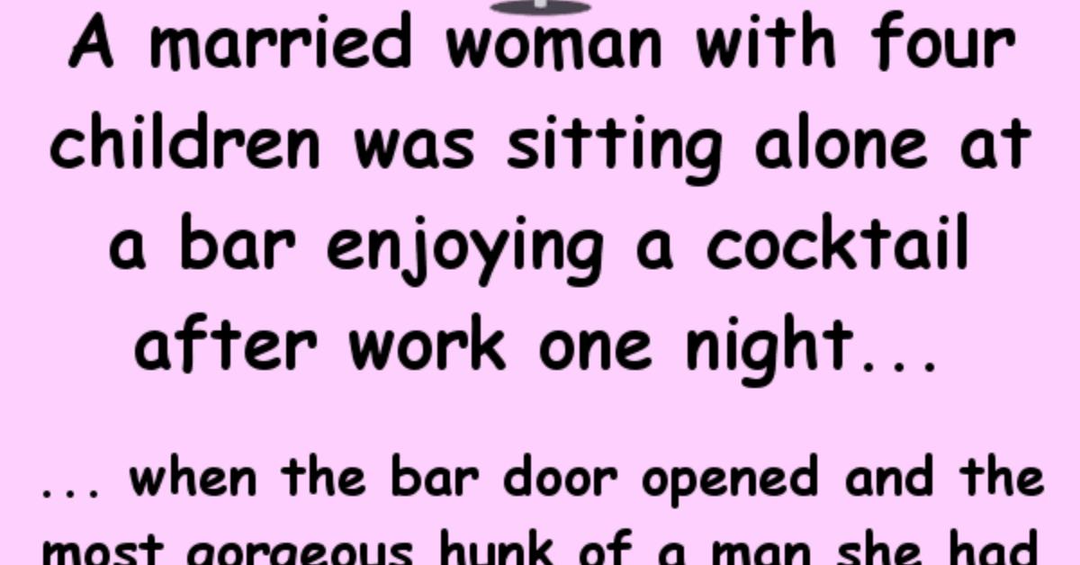 Naughty Joke: Married Womans Ultimate Fantasy In 3 Words