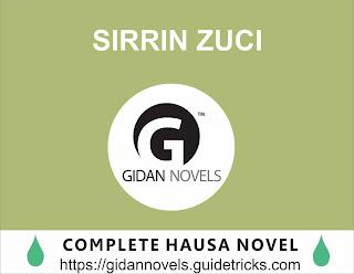 Sirrin zuci Complete Sabbin Hausa Novels