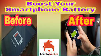 Tips to Boost Your Android Phone's Battery Life, boost battery life, extend battery life, tips to extend battery life, how to extend smartphone Battery, battry backup, app manager, default app manager,
