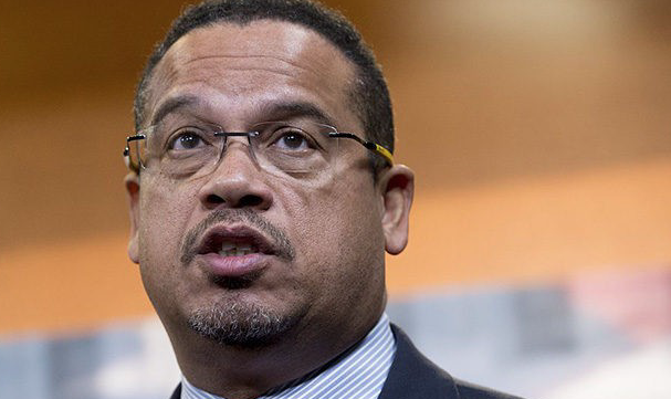 DNC Co-Chair Keith Ellison Jumps into Race for Minnesota Attorney General