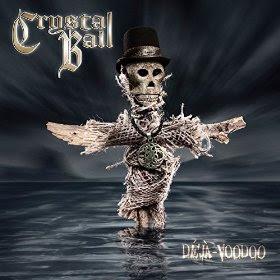 """Ακούστε ολόκληρο τον δίσκο των Crystal Ball """"Déjà-Voodoo"""" που κυκλοφόρησε στις αρχές Σεπτεμβρίου"""