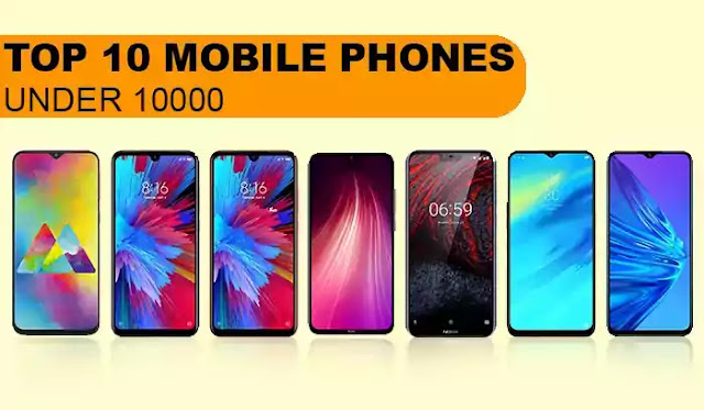 Best Latest Mobile Under 10000