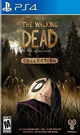 The Walking Dead Collection PS4 pkg 5 05 - Download last GAMES FOR