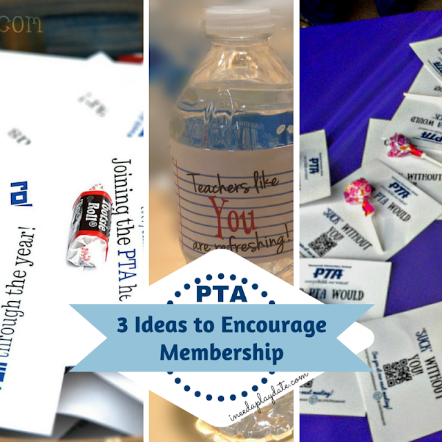 3 Ideas to Encourage PTA Membership
