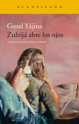 Guzel Yájina, Zuleijá abre los ojos