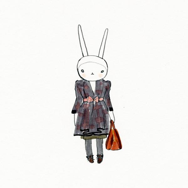 Fifi Lapin: Burberrry Bunny