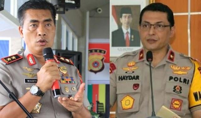Kapolda Aceh Kini Gantikan Oleh Ahmad Haydar
