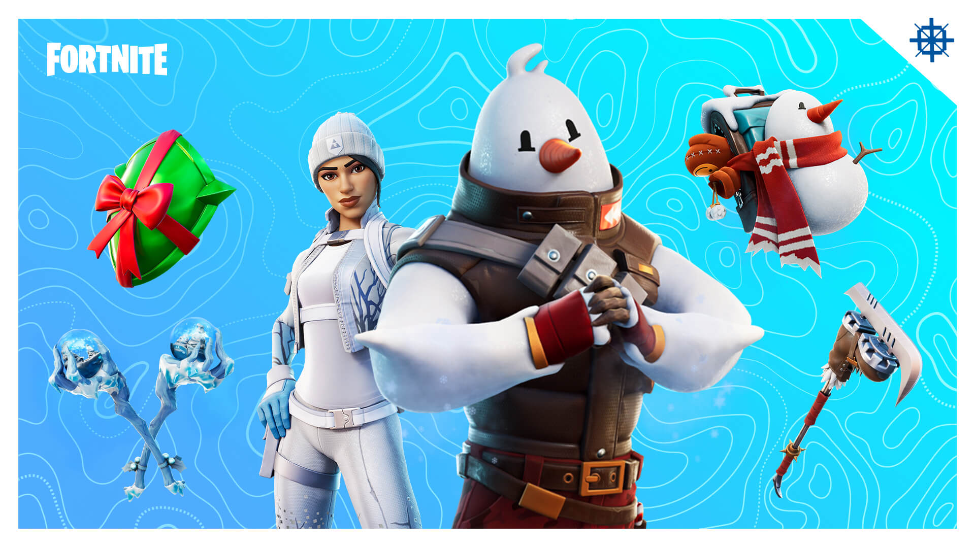 """Fortnite: How to unlock the new """"Snowmando"""" skin for free"""