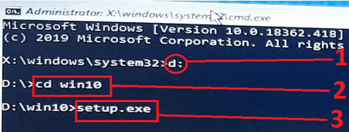 فورمات الكمبيوتر دون فلاشة usb أو أسطوانة Dvd ودون برامج طريقة أسهل طريقة فرمتة الويندوز