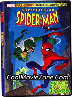 The Spectacular Spider-Man: Attack of the Lizard (2008)