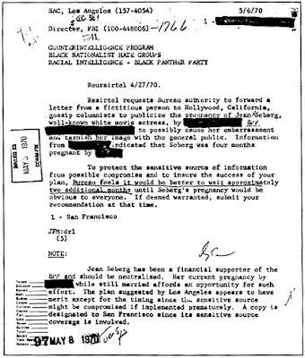 dokumen COINTELPRO FBI