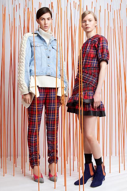 My Favorite Looks From The Tanya Taylor F/W 2018 Collection www.toyastales.blogspot.com #ToyasTales #TanyaTaylor #F/W2018 #fallfashion #metallic #runway #designer #fashionlover #womensfashion