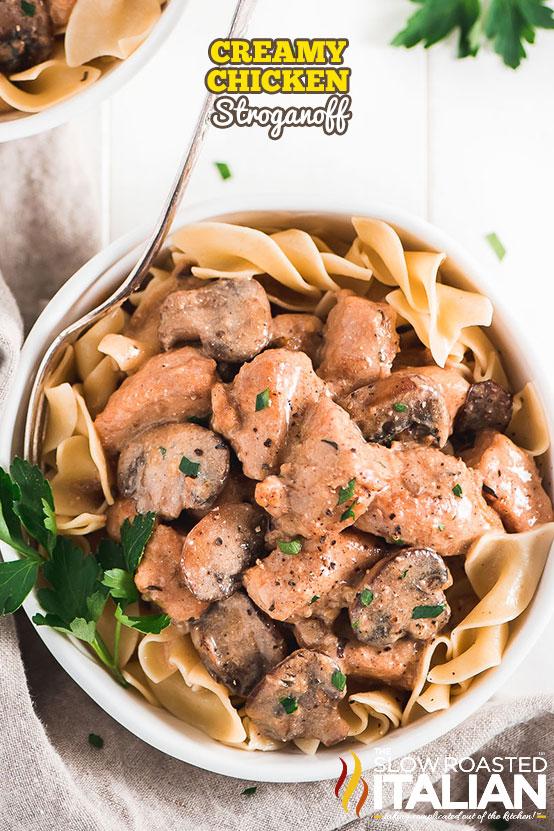 http://www.theslowroasteditalian.com/2018/03/creamy-chicken-stroganoff-recipe.html