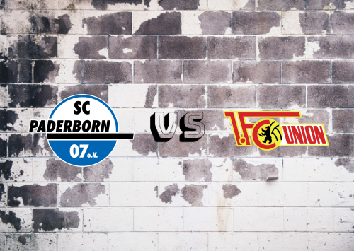 Paderborn vs Union Berlin  Resumen