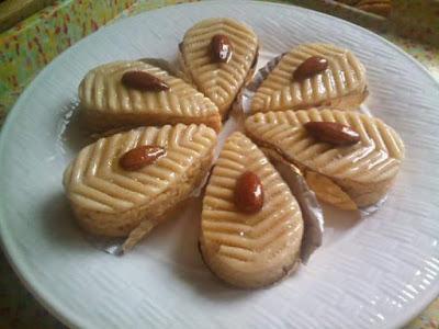 تحضير حلويات رمضان هايلين